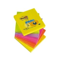 Post-it z-notes blocs néon 76X76