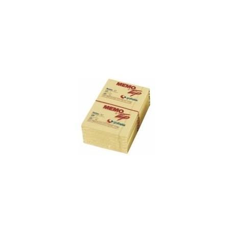 Notes-adhésives-Memo-Tip-jaunes-76X127