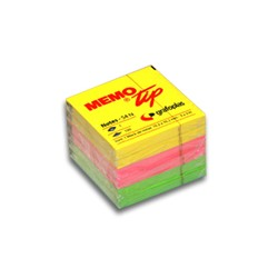 notes adhésives Memo-Tip NEON assorties 76X76