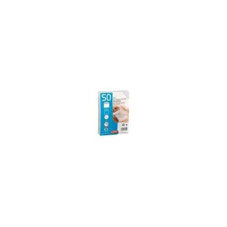 Paquet-de-50-enveloppes-blanches,-format-C4:-229x-324