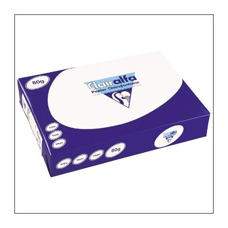 Papier-Clairalfa-extra-blanc-Clairefontaine-RAM-500F
