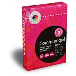 Ramette Papier perforé- Format A4 4trous 80g - Bl