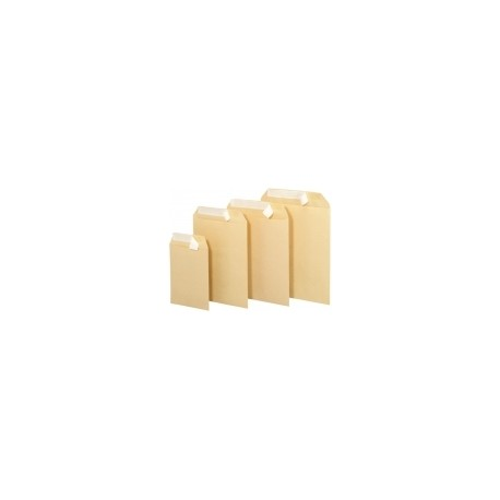 Boite-de-500-enveloppes-kraft-brun,-format-B5:-176x-250-mm,-90-g