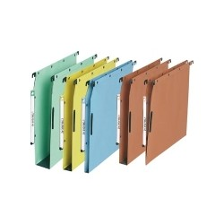 Dossiers suspends Velcro pour armoire fond V