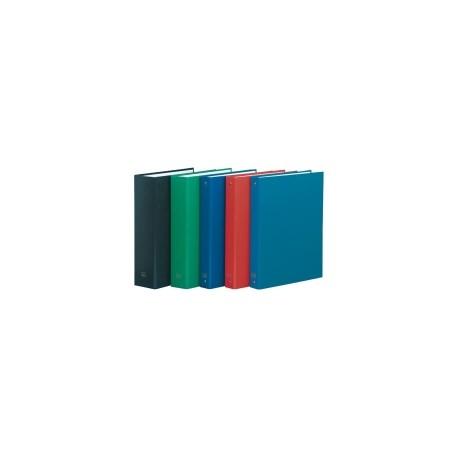 Classeur-4-anneaux-couverture-rigide--Balacron--Dos-40