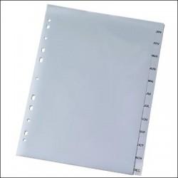 Intercalaires-en-polypropylène-12-touches-mensuelles