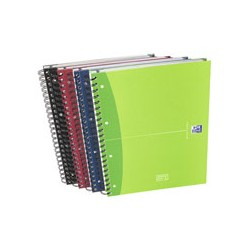 European book 4 format A4+ Gamme OXFORD OFFICE BOOK