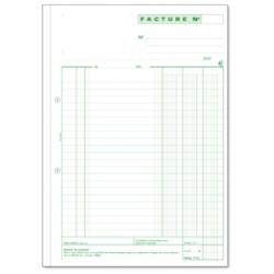 Carnet-Factures-EXACOMPTA-Manifold--50-duplicata