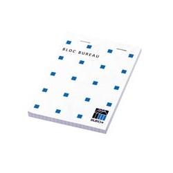 Bloc bureau Buro+ 100 feuillets 5 x 5 détachables 3 formats