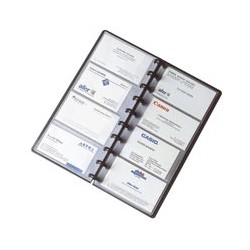 Porte-cartes de visite Géode