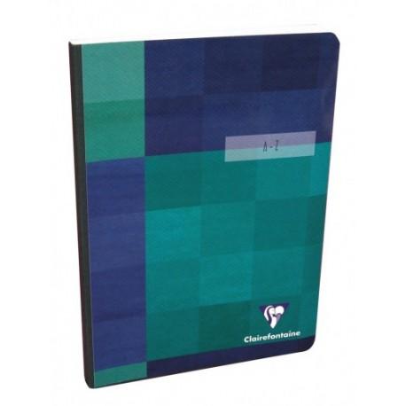 Répertoire-Clairefontaine-brochure-192-pages-17X22cm