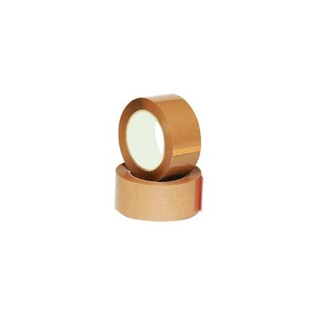 Rouleau-adhésif-emballage-PVC---Havane---50-mm-x-100-m
